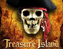 Artwork for the musical Treasure Island