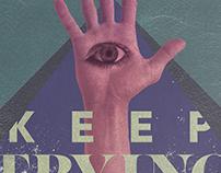 Poster - Keep Trying #03