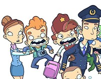 Иллюстрации для OnAir