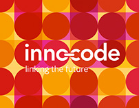 Innocode. Corporate identity