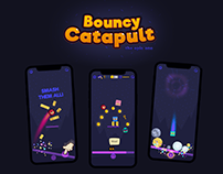 The Epic Bouncy Catapult 2D Game Graphics