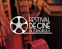 FESTIVAL DE CINE DE FUENGIROLA - Branding