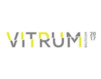 Vitrum Baltic Glass Art Festival Logotype