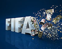 FIFA Scandal Illustration