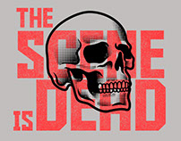The Scene is Dead                  -Free Template-