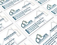 PUBLIC HOUSING ENTERPRISE J.S.C - Business Card