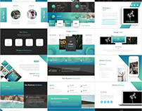 30+ modern marketing PowerPoint template