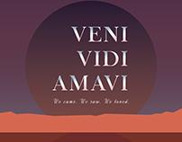 Veni Vidi Amavi. 2018 Calendar.