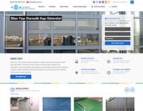 Siber Yapı Web Sitesi
