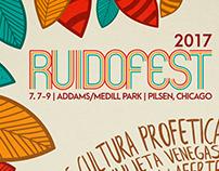 RuidoFest Poster Redesign