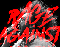 Rage Against Posters