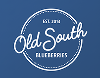 Old South Blueberries