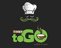 Tinex TO GO coffe & food