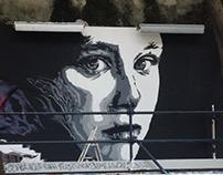 """""""Muro"""" . Galeria de arte urbana de Lisboa"""