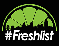 Freshlist Branding and Art Direction