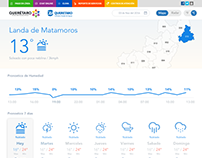 Dashboard del Clima (CEA Qro.)
