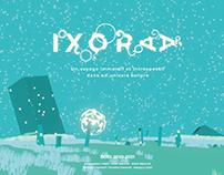Ixoräa - projet de fin d'études Bachelor