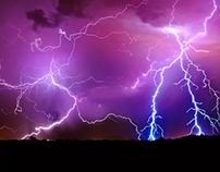 Understanding how lightning occurs