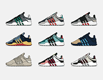 EQT Support ADV - Classic Colorways