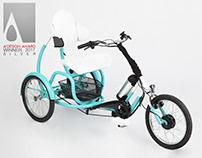 CERO e-tricycle