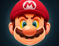 Marios Bros Hairless
