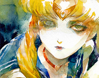 Sailormoon redrawing
