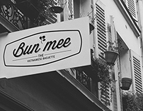BUN MEE / Corporate Identity