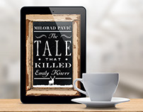 The Tale That Killed Emily Knorr, E-Book Cover Design