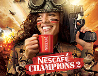 Nescafe Game