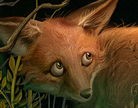 Spry Fox, children's book