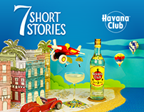 7 SHORT STORIES Havana Club
