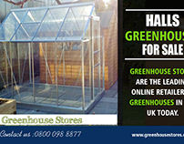 Halls Greenhouses for Sale | 800 098 8877 | greenhouses
