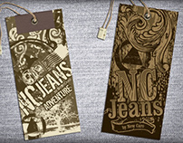 Hang Tag Design for Fashion Industry