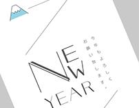 NEW YEAR CARD/japanese