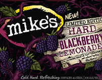 Mike's Hard Blackberry Lemonade created by Steven Noble