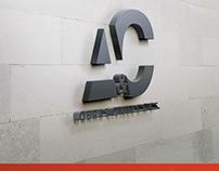 Desarrollo de marca Arte & Color - A&C