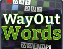 Graphics and animations for Way Out Words