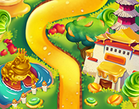 puzzle game_ background