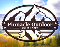 Pinnacle Outdoor Company Logo