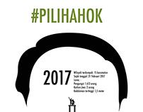#PILIHAHOK