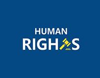 Human Rights Day, 2020 | Minimal poster Series