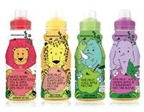 Kid's Big 5 Juice & Ice Tea