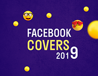 Facebook Covers 2019