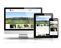 Golf Burnaby Website