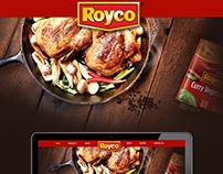 Royco® Redesign