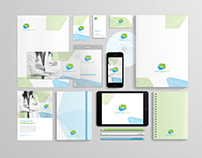 Grayling Health Branding