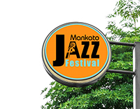 Graphic Design Final:Mankato Jazz Festival