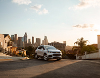 Chevy Trax   Jeff Stockwell