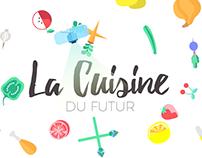 La cuisine du futur - Futuremag - Arte