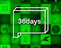36 days of type (2017)